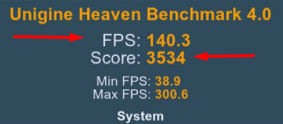 Benchmarking Results of Overclock Your Graphics Card - pcfied.com