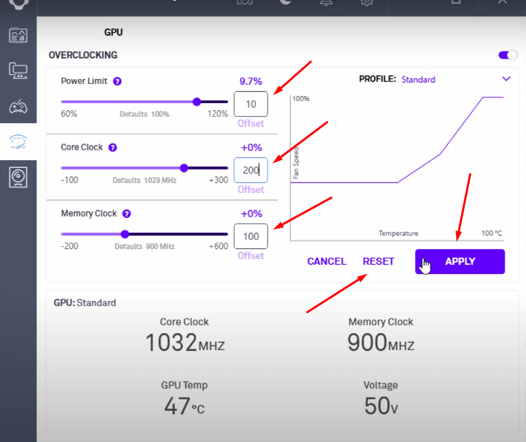 Overclocking Your GPU for Performance - pcfied.com