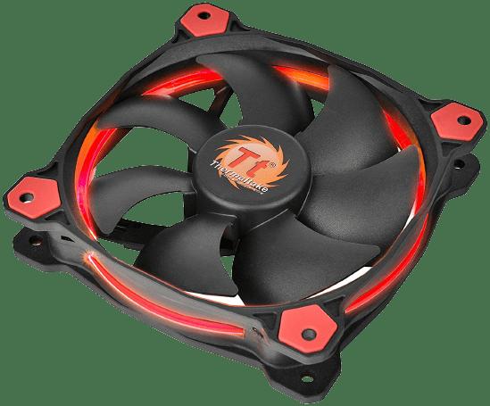 Best Static Pressure 140mm Case Fan - Thermaltake Ring CL