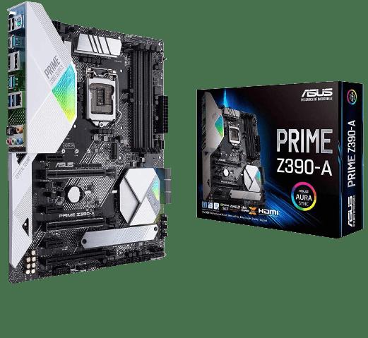 Best Value Motherboard for i7 8700K - ASUS Prime Z390 A