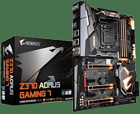Best Z370 Motherboard for i7 8700k - GIGABYTE Z370 AORUS Gaming 7