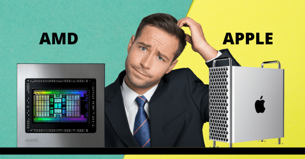 High-Performance AMD RDNA 2 Architecture Now comes to Mac Pro from AMD Radeon PRO W6000X Series GPUs