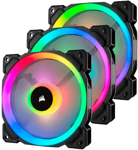 Best CORSAIR RGB Fans