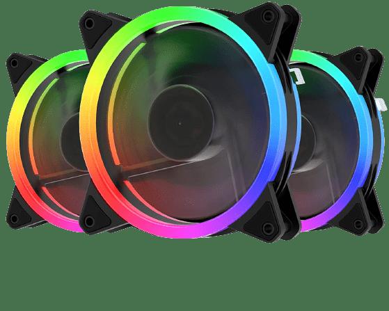 Best Cheap RGB Fans