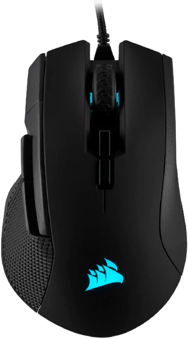 Best Gaming Mouse for Big Hands - Iron Claw RGB