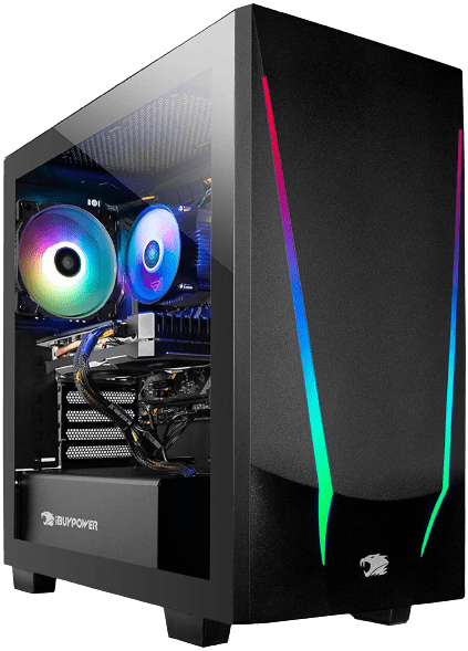 Best Gaming PC Under 500 - iBUYPOWER Trace 4 9310 Gaming PC