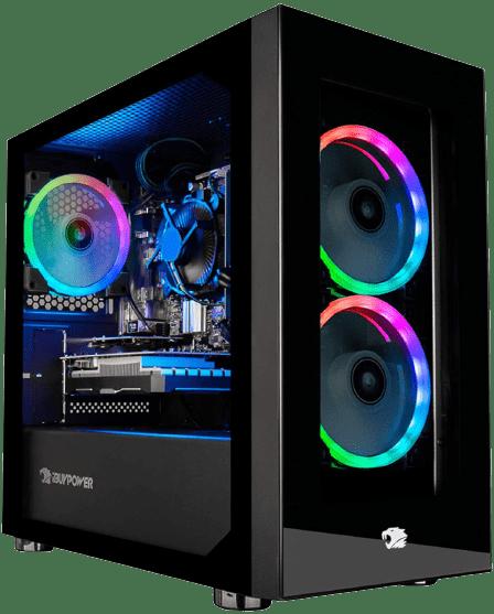 Best Prebuilt Gaming PC Under 500 - iBUYPOWER Pro Gaming PC Mini 9300