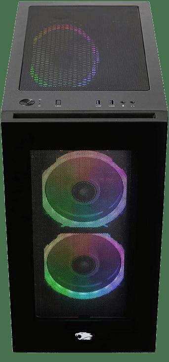 Budget Gaming PC Under 500 - Gaming Ryzen 3200G Prebuilt Gaming PC