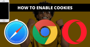 Read more about the article How to Enable Cookies on Any Device or Browser in 2021